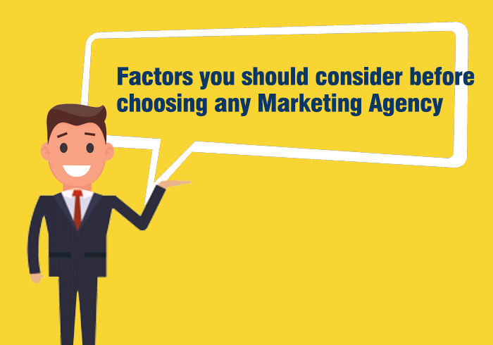 Factors to Consider Before Choosing a Social or Online Marketing Agency