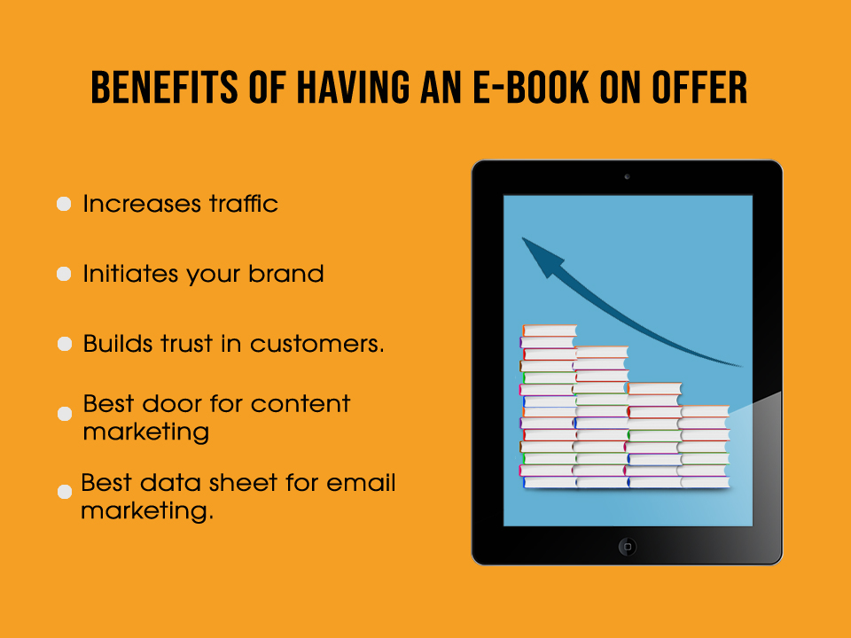ebook increases conversion simple