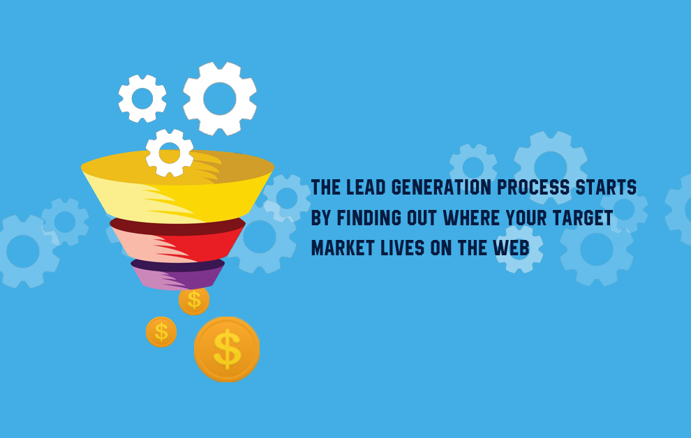lead generation technique to growth hack simple image