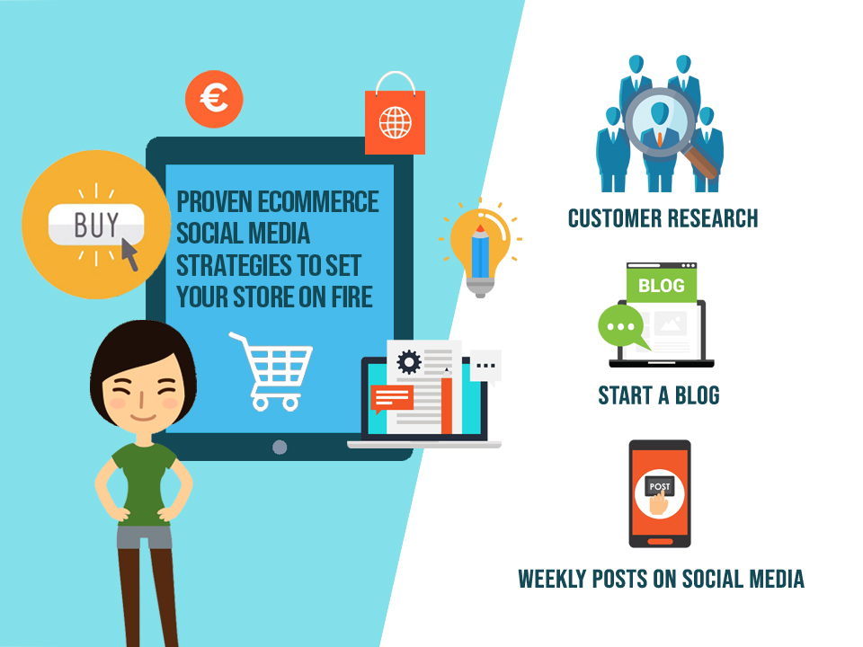 ecommerce social media