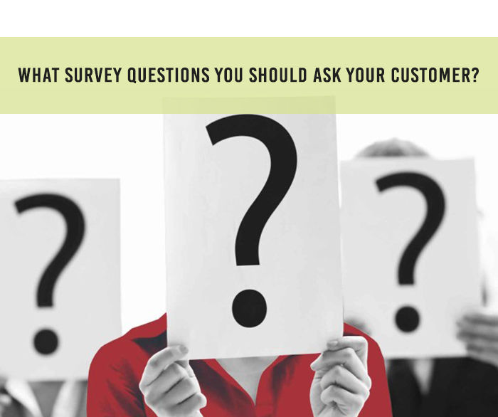 NIne Survey Question for your customers