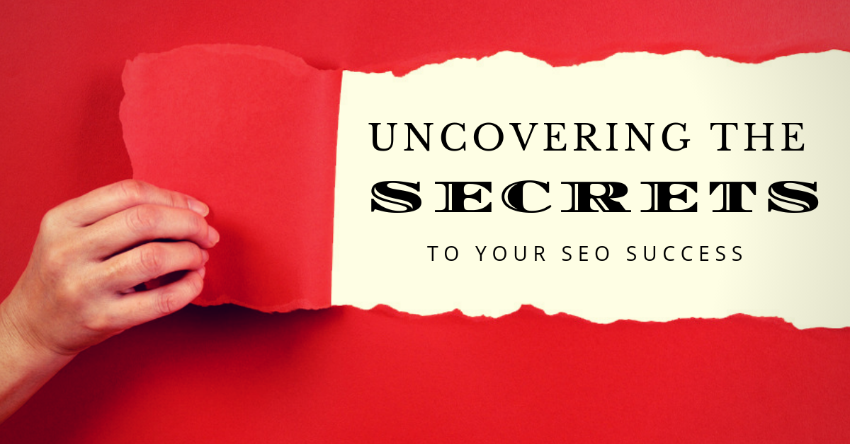 SEO secrets revealed